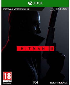 Hitman 3 Xbox One / Xbox Series X (EU PEGI) (deutsch) [uncut]