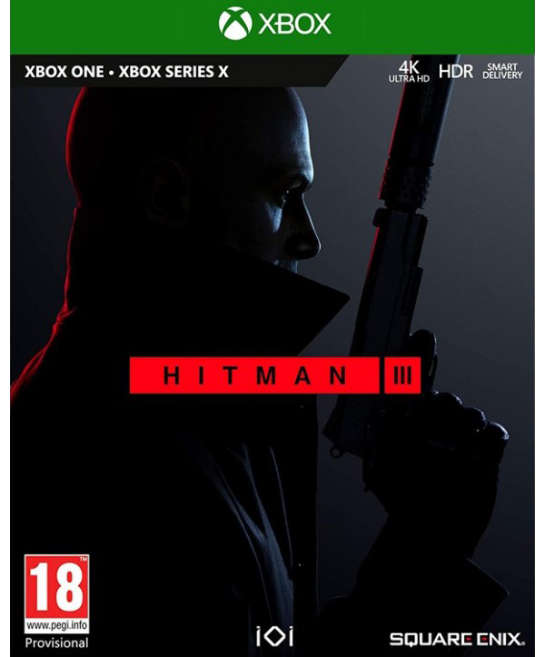 Hitman 3 Xbox One / Xbox Series X (EU PEGI) (deutsch) [uncut]