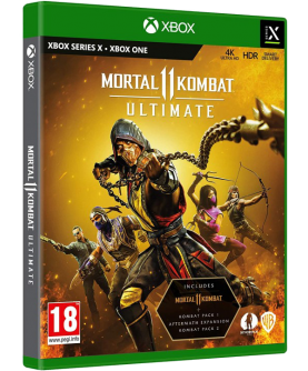 Mortal Kombat 11: Ultimate Limited Edition Xbox One / Xbox Series X (AT PEGI) (deutsch) [uncut]