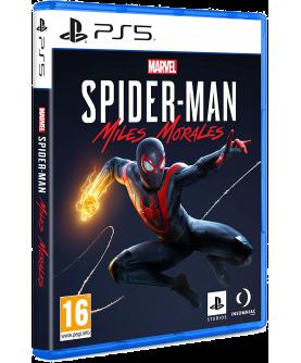 Marvel's Spider-Man: Miles Morales PS5 (EU PEGI) (deutsch) [uncut]