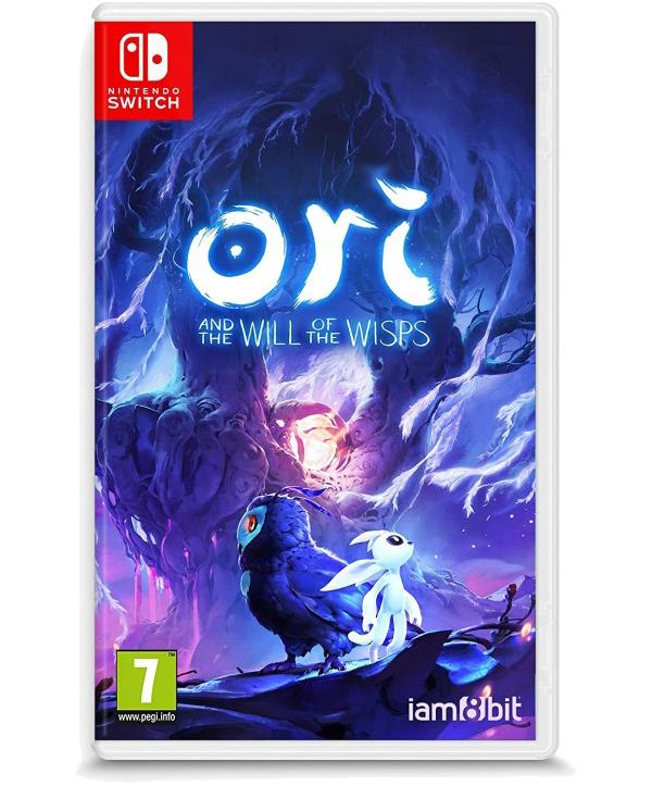 Ori and The Will of The Wisps Switch (EU PEGI) (deutsch) [uncut]