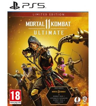 Mortal Kombat 11: Ultimate Limited Edition PS5 (AT PEGI) (deutsch) [uncut]