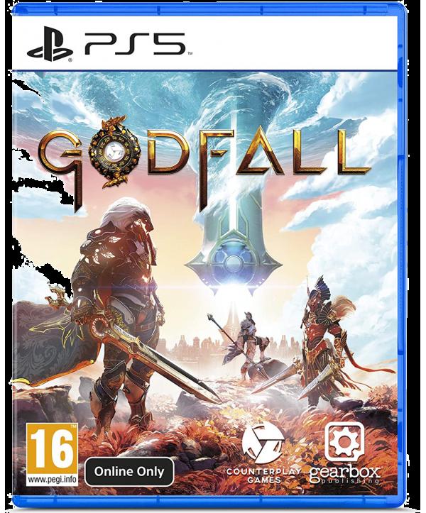 Godfall PS5 (EU PEGI) (deutsch) [uncut]