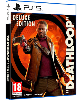 Deathloop Deluxe Edition PS5 (EU PEGI) (deutsch) [uncut]