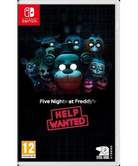 Five Nights at Freddys - Help Wanted Switch (EU PEGI) (deutsch) [uncut]
