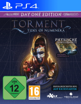 Torment: Tides of Numenera D1 Edition PS4 (AT PEGI) (deutsch) [uncut]