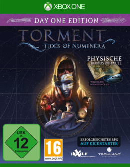 Torment: Tides of Numenera D1 Edition Xbox One (AT PEGI) (deutsch) [uncut]