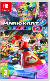 Mario Kart 8 Deluxe Switch (EU PEGI) (deutsch) [uncut]