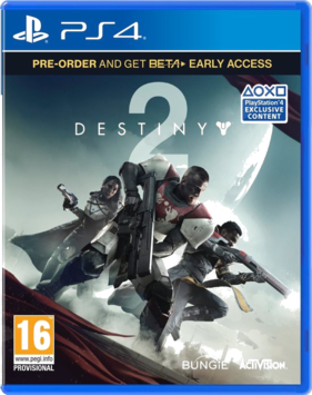 Destiny 2 PS4 (EU PEGI) (deutsch) [uncut]