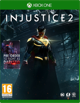 Injustice 2 Xbox One (EU PEGI) (deutsch) [uncut]