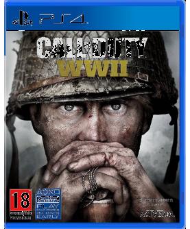 Call of Duty: WWII PS4 (EU PEGI) (deutsch) [uncut]