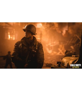 Call of Duty: WWII PS4 (EU PEGI) (deutsch) [uncut]