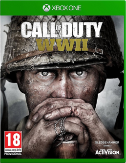 Call of Duty: WWII Xbox One (EU PEGI) (deutsch) [uncut]