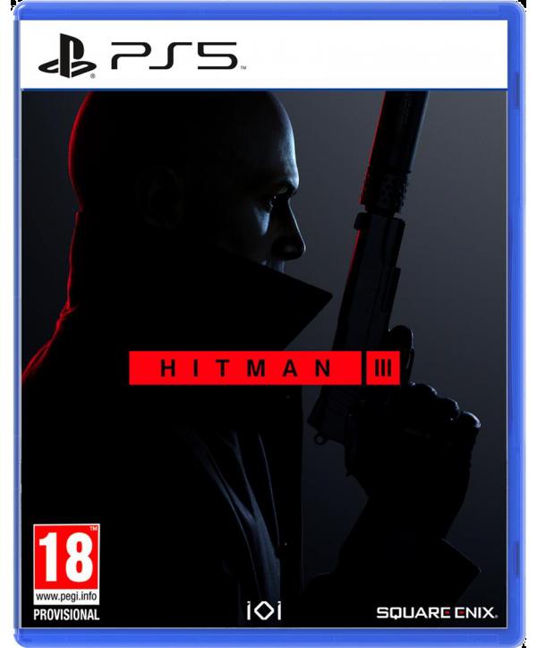 Hitman 3 PS5 (EU PEGI) (deutsch) [uncut]