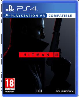 Hitman 3 PS4 (EU PEGI) (deutsch) [uncut]