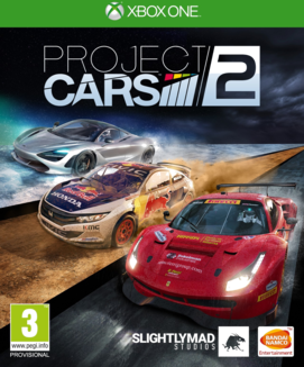 Project CARS 2 Xbox One (EU PEGI) (deutsch) [uncut]