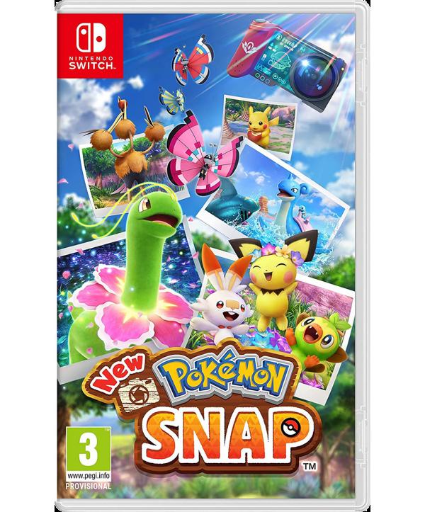New Pokémon Snap Switch (EU PEGI) (deutsch) [uncut]