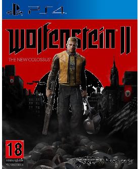 Wolfenstein II: The New Colossus PS4 (EU PEGI) (deutsch) [uncut]