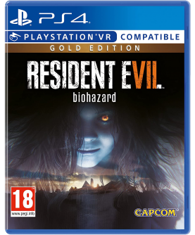 Resident Evil 7 biohazard Gold Edition PS4 (PlayStation VR kompatibel) (EU PEGI) (deutsch) [uncut]