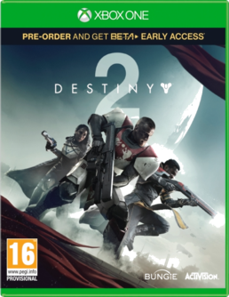 Destiny 2 Xbox One (EU PEGI) (deutsch) [uncut]