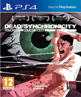 Dead Synchronicity: Tomorrow Comes Today PS4 (EU PEGI) (deutsch) [uncut]