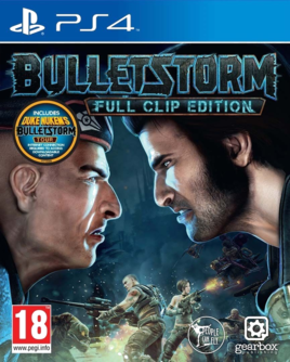 Bulletstorm D1 Full Clip Edition PS4 (EU PEGI) (deutsch) [uncut] + Duke Nukem's Bulletstorm Tour DLC