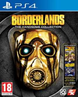 Borderlands: The Handsome Collection PS4 (AT PEGI) (deutsch) [uncut]