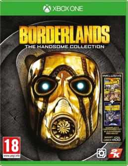 Borderlands: The Handsome Collection Xbox One (AT PEGI) (deutsch) [uncut]