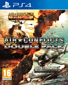 Air Conflicts: Double Pack PS4 (EU PEGI) (deutsch) [uncut]