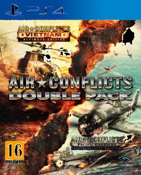 Air Conflicts: Double Pack PS4 (EU PEGI) (deutsch) [uncut]