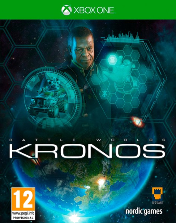 Battle Worlds: Kronos Xbox One (EU PEGI) (deutsch) [uncut]