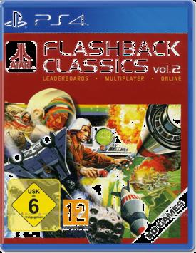 Atari Flashback Classics Vol. 2 PS4 (EU PEGI) (deutsch) [uncut]