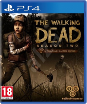 The Walking Dead: Season 2 PS4 (EU PEGI) (deutsch) [uncut]