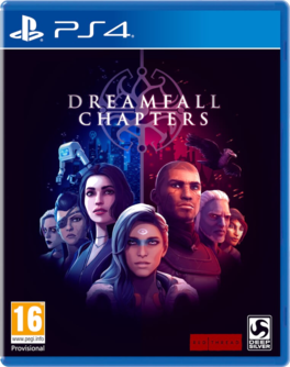 Dreamfall Chapters PS4 (EU PEGI) (deutsch) [uncut]