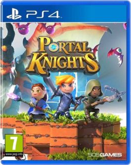 Portal Knights PS4 (EU PEGI) (deutsch) [uncut]