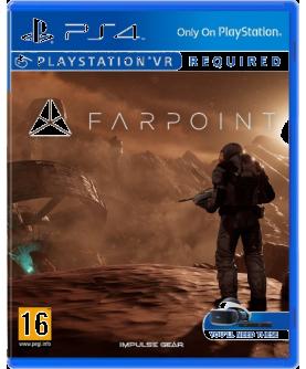 Farpoint (PSVR) PS4 (EU PEGI) (deutsch) [uncut]