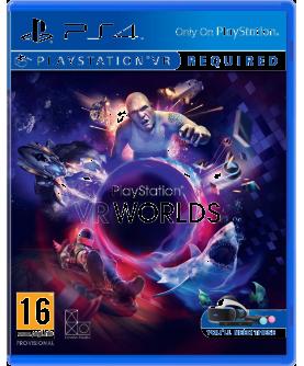 VR Worlds PSVR