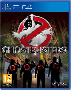 Ghostbusters 2016 PS4 (EU PEGI) (deutsch) [uncut]