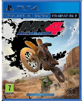 Moto Racer 4 (VR Compatible) PS4 (EU PEGI) (deutsch) [uncut]