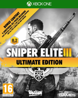 Sniper Elite 3 Ultimate Edition Xbox One (AT PEGI) (deutsch) [uncut]