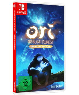 Ori And The Blind Forest Definitive Edition Switch (USK) (deutsch) [uncut]
