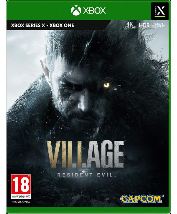 Resident Evil: Village Xbox One (EU PEGI) (deutsch) [uncut]