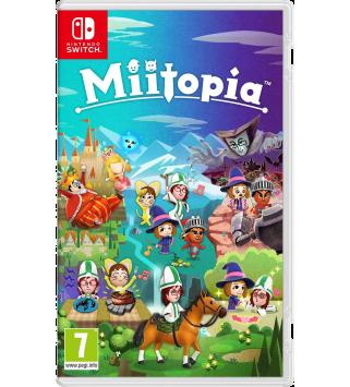 Miitopia Switch (EU PEGI) (deutsch) [uncut]