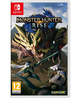 Monster Hunter Rise Switch (EU PEGI) (deutsch) [uncut]