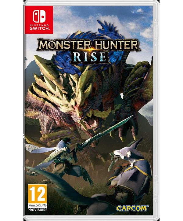 Monster Hunter Rise Switch (EU PEGI) (deutsch) [uncut]