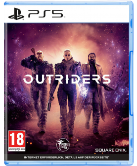 Outriders PS5 (EU PEGI) (deutsch) [uncut]