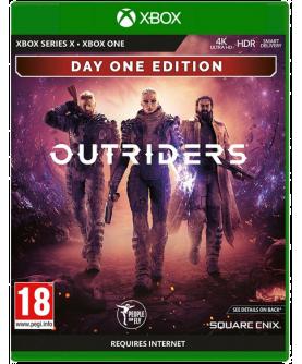 Outriders Xbox One (EU PEGI) (deutsch) [uncut]
