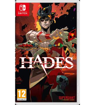 Hades Switch (EU PEGI) (deutsch) [uncut]