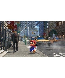 Super Mario Odyssey Switch (EU Version) (deutsch) [uncut]