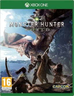 Monster Hunter: World Xbox One (EU PEGI) (deutsch) [uncut]